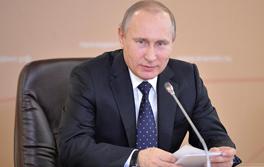 Светильники Ферекс выбрали для освещения кабинета Путина