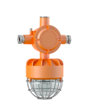 Взрывозащищенный светодиодный светильник для освещения производственных и промышленных объектов, складских комплексов Взрывозащищенные светодиодные светильники