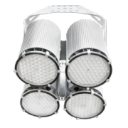Мощные светильники для подсветки стадионов и спортивных сооружений