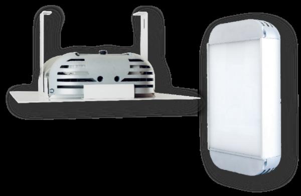 Светильник  Ex-ДВУ 41-130-50-Д120