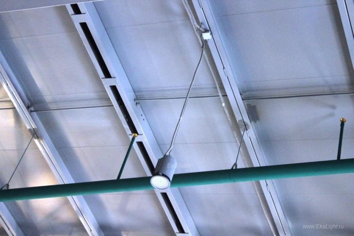 Светильник ДСП 07-130-50-К40 (промышленный подвесной)
