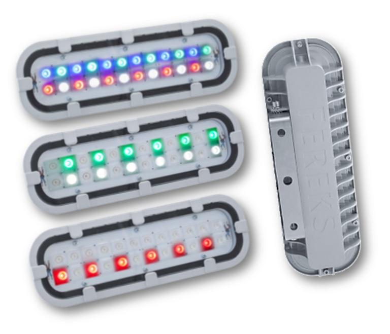 Светильник FWL 12-40-RGBW50-К15